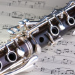 Stock Photo: Clarinet