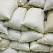Heap of sacks — Stock Photo