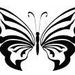 The butterfly — Stock Vector #1193839