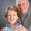 Senior couple — Stock Photo #2077175