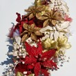 Wedding ornament from colors — Stock Photo