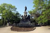Monumento al general totlebenu, el parti — Foto de Stock
