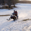 Snowmobile — Stock Photo #1206796