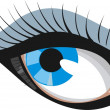 Royalty-Free Stock Vector Image: Eye