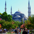 Sultanahmet Mosque — Stock Photo