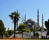 Sultanahmet Mosque — Stock Photo