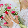 Bridal bouquet — Stock Photo #1234199