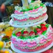 Wedding cake — Stock Photo #1234271