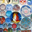 Souvenir ceramics Istanbul — Stock Photo #1430906