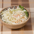 Cole-slaw — Stock Photo