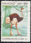 Postal stamp. — Stock Photo
