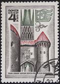 Postal stamp USSR — Stock Photo