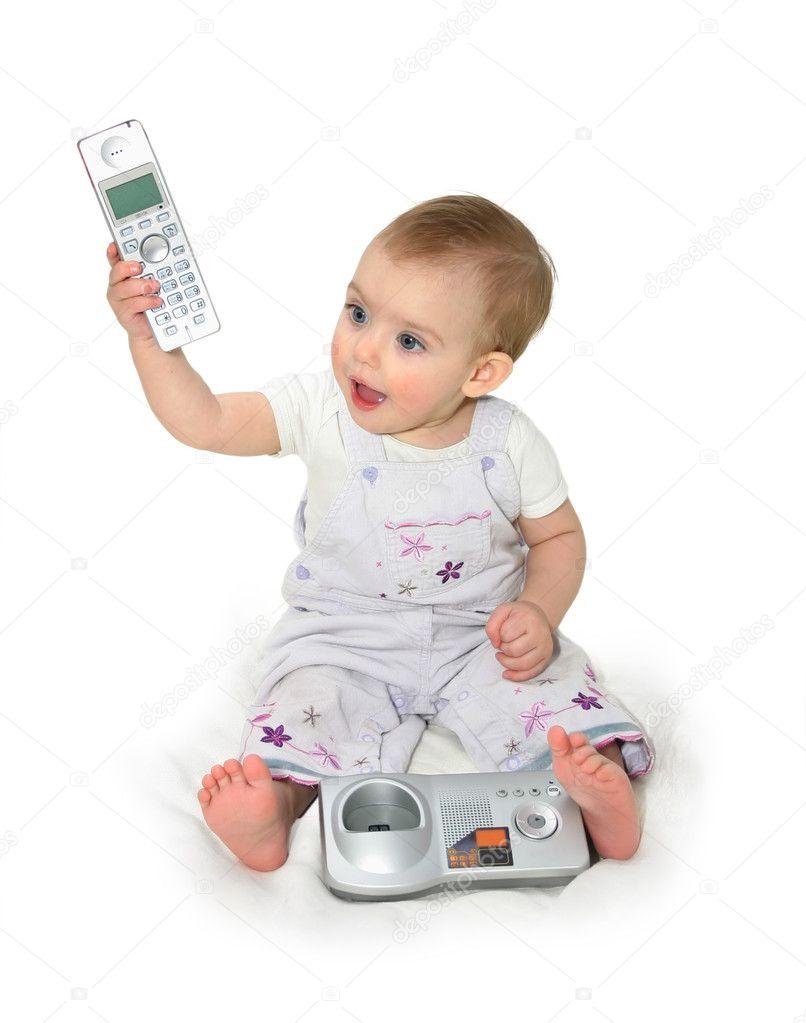 小儿童用的手机