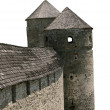 Watchtower in fortress — Stock Photo #1122237