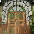 Old doors - Foto Stock