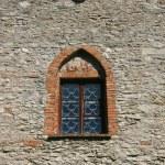 Window in a wall — Stock Photo