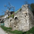 Stock Photo: House about fortification