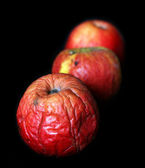 Bad apples — Stock Photo