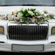 Wedding car — Stock Photo #1373419