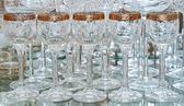 Wijn-bril — Stockfoto