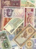 Money of the world — Stock Photo