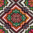 Stock Photo: Decorative pattern of embroidery