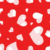 The hearts background. — Stock Photo