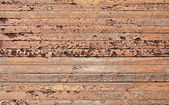 Old chipped wooden background texture — Stock Photo