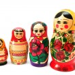 Traditional russian souvenir — Foto de Stock
