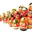 Set of nesting dolls — Stock Photo #1255900
