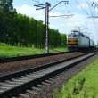 Passenger train — Stockfoto #1255976