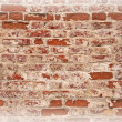 Brick wall background — Stock Photo #1256177