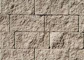 Close up image of stone wall — Stock Photo