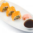 Royalty-Free Stock Photo: Sushi rolls