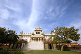 The Jaswant Thada mausoleum in India — Stock Photo