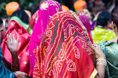 Women On The Wedding in Udaipur — Stock Photo