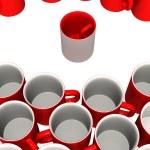 Mugs #2 — Stockfoto