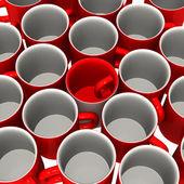 Mugs — Stock Photo