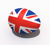 Easter egg - Great Britain — Stock Photo