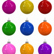 christmas balls — Stock Photo #1191539