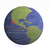 Jeans world # 1 — Stock Photo