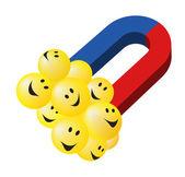 Smileys #2 — Stock Vector