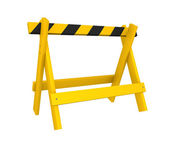 Barrier — Stock Photo