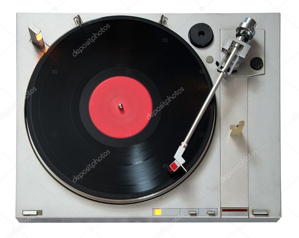 Vintage vinyl player stock photo avlntn 1134679 - Lecteur vinyle retro ...
