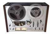 Vintage analog recorder — Stock Photo