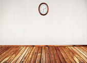 Clock on wall — Foto de Stock