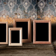 Photo frames - Stockfoto