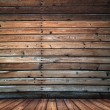 Wooden interior — Stock Photo #1639332