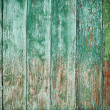 Old painted wooden background — Stock Photo