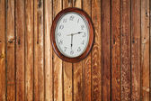 Wall clock — Stockfoto